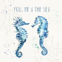 Deep Sea III Fine Art Print