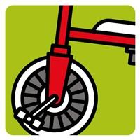 Triciclo Fine Art Print