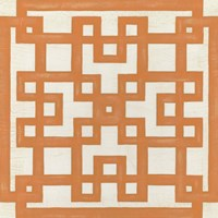 Maze Motif I Fine Art Print