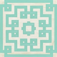 Maze Motif IV Fine Art Print