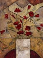 Compassionate Flowers I Framed Print