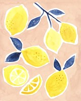 Lemon Love I Fine Art Print
