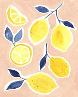Lemon Love II Fine Art Print