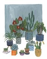 A Portrait of Plants I Fine Art Print