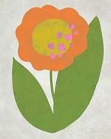 Summer Soiree I Framed Print