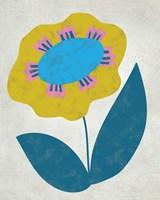 Summer Soiree II Framed Print