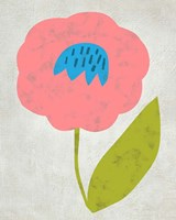 Summer Soiree VI Framed Print