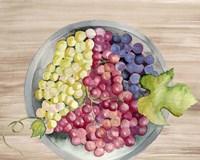 Bowls of Fruit II Framed Print