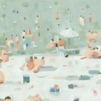 Summer Confetti I Fine Art Print