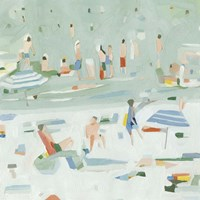 Summer Confetti II Fine Art Print