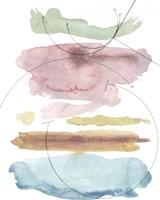 Desert Series I Framed Print