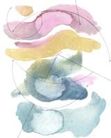 Desert Series VII Framed Print