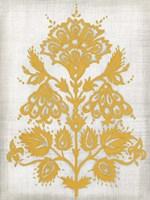 Saffron Detail I Fine Art Print