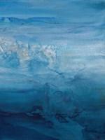 Opal Sky II Framed Print