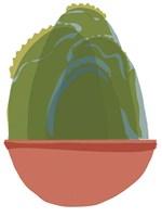 Mod Cactus III Fine Art Print