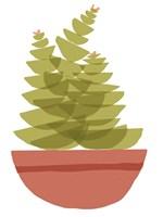 Mod Cactus VI Fine Art Print