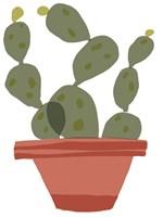 Mod Cactus VII Fine Art Print