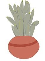 Mod Cactus VIII Fine Art Print
