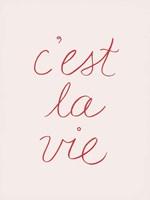 En France I Framed Print