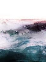 Amethyst Vista I Framed Print