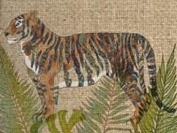 Rattan Jungle II Framed Print