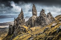 Old Man Of Storr 2 Fine Art Print