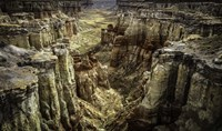 Red Canyon Lands 3 Fine Art Print