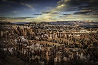 Bryce Canyon Sunset Fine Art Print