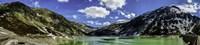 Glacier Lakes Fine Art Print