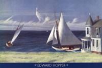 The Lee Shore Fine Art Print