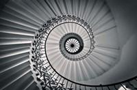 The Tulip Staircase Fine Art Print