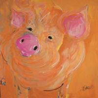 Do I Smell Bacon? Fine Art Print