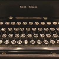 Smith Corona Typewriter Fine Art Print
