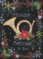 Merriest Christmas Fine Art Print