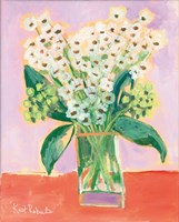 Flowers for Eliza I Fine Art Print