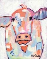 Moo Series:  Bernadette Fine Art Print