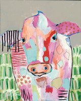 Moo Series:  Farrah Fine Art Print