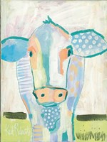 Moo Series:  Laverne Fine Art Print