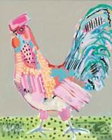 Cluck Norris Fine Art Print