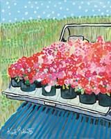 June Blooms Fine Art Print