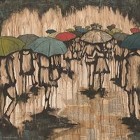 When the Rain Comes Fine Art Print