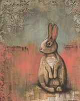 The Cottontail Fine Art Print