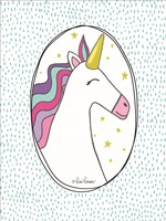 Unicorn I Fine Art Print