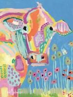 Moo Series:  Lucy Fine Art Print