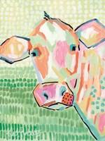 Moo Series:  Peggy Fine Art Print