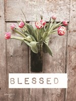 Blessed Tulips Fine Art Print