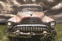 Stormy Buick Fine Art Print