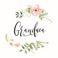 Grandma Fine Art Print
