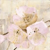 Elegance III Pink Fine Art Print