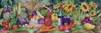 Vegetable Medley Fine Art Print